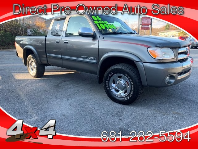 2006 Toyota Tundra SR5 Access Cab 4WD 5-Speed Automatic
