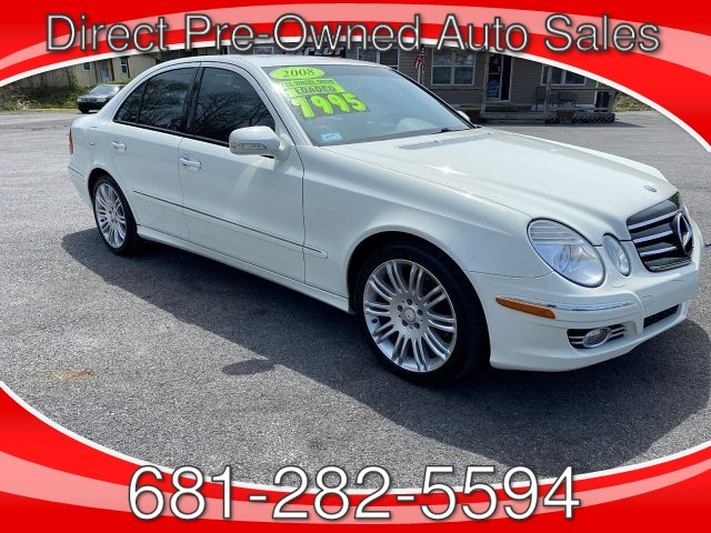 2008 Mercedes Benz E-Class E350 Luxury 5-Speed Automatic